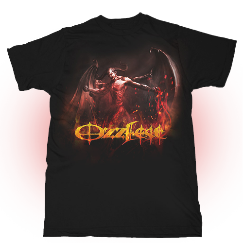 Concert Demon Event Tee